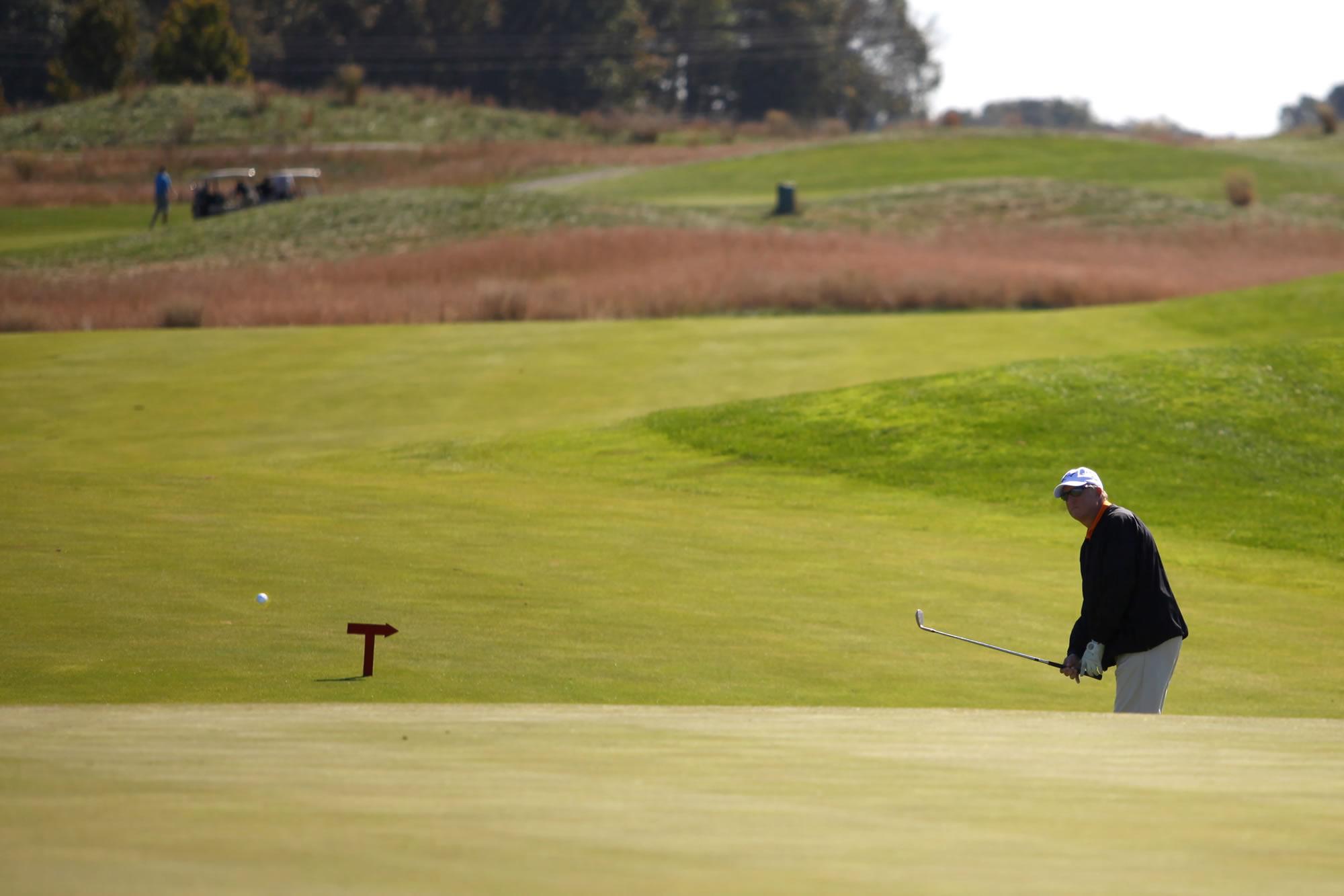 Annual Pre-Forum Golf Event