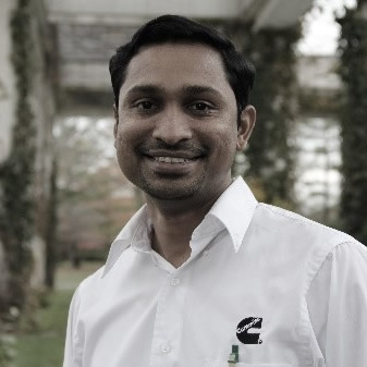 Brijesh Krishnan, Global Waste Management and Environmental Leader; Cummins Inc. biography
